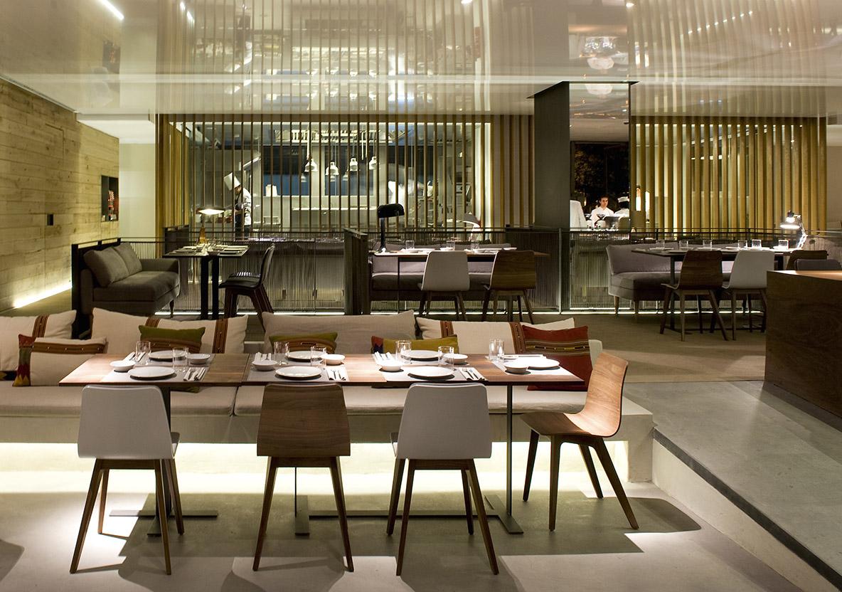 restaurantes Luzi Bombon Madrid