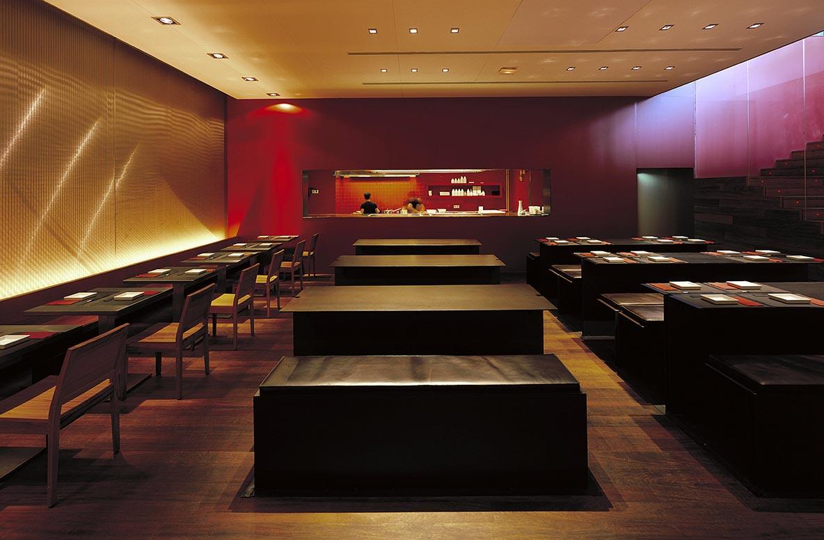 restaurants Negro Rojo Barcelona