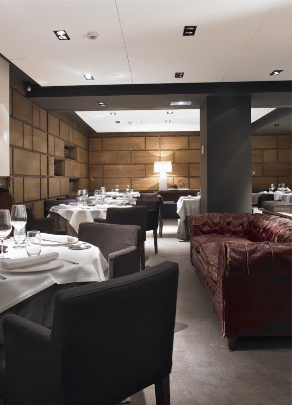 restaurantes O'Pazo Madrid