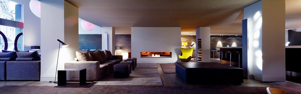 hotels Hotel OMM Barcelona