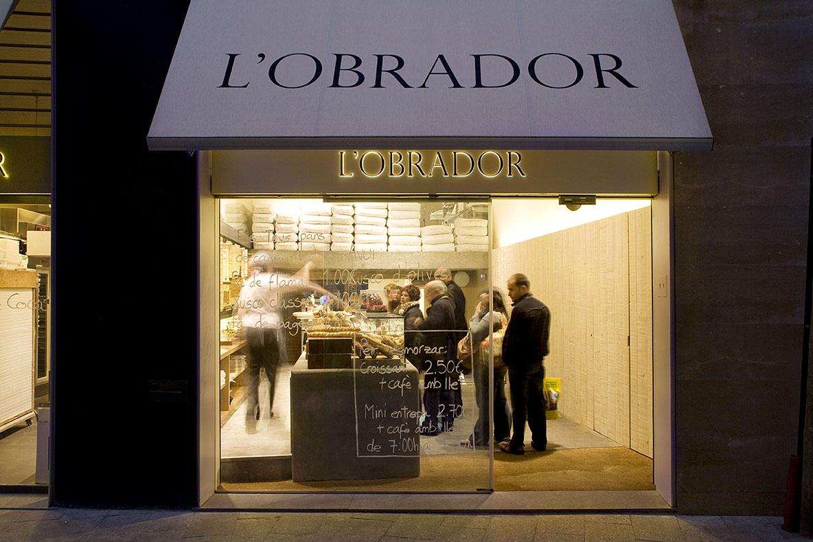 tiendas L'Obrador Sabadell Barcelona