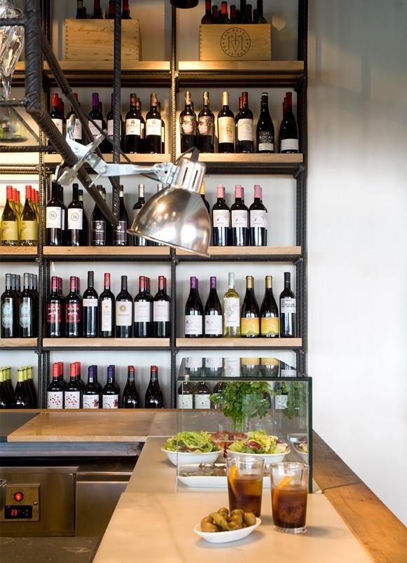 restaurants PAN Y VINO Barcelona
