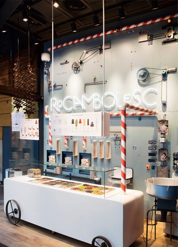 stores Rocambolesc Liceu Barcelona