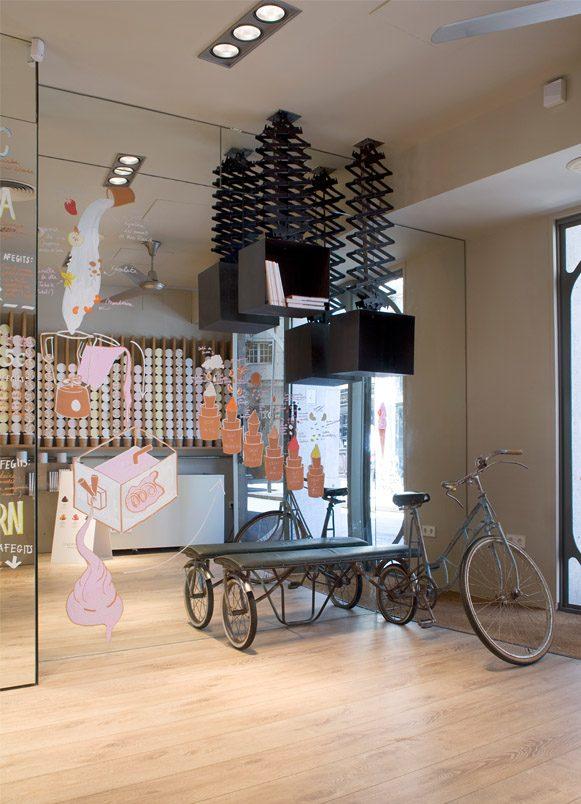 stores Rocambolesc Girona