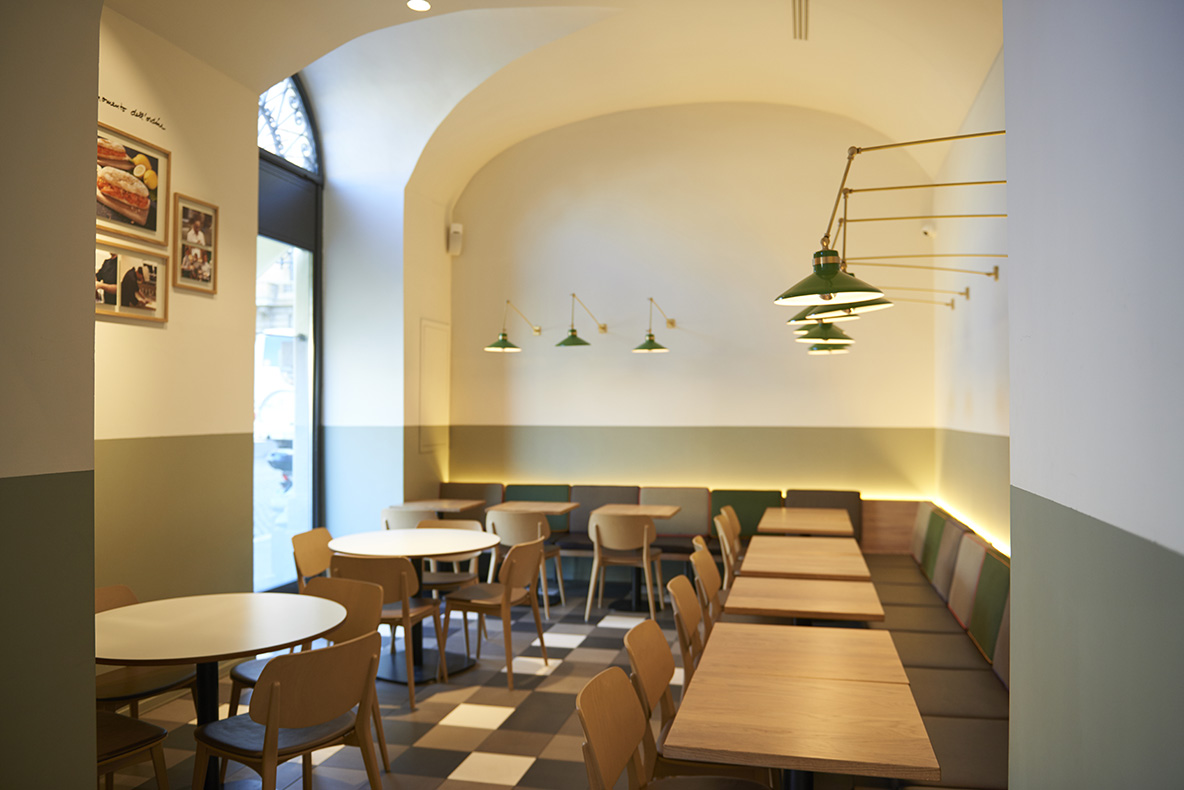 restaurantes Panino Giusto Roma Roma