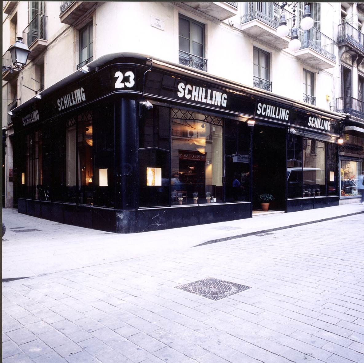 restaurants Café Schilling Barcelona