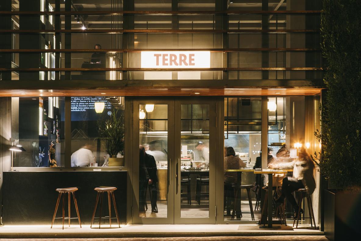 restaurantes Terre Alicante
