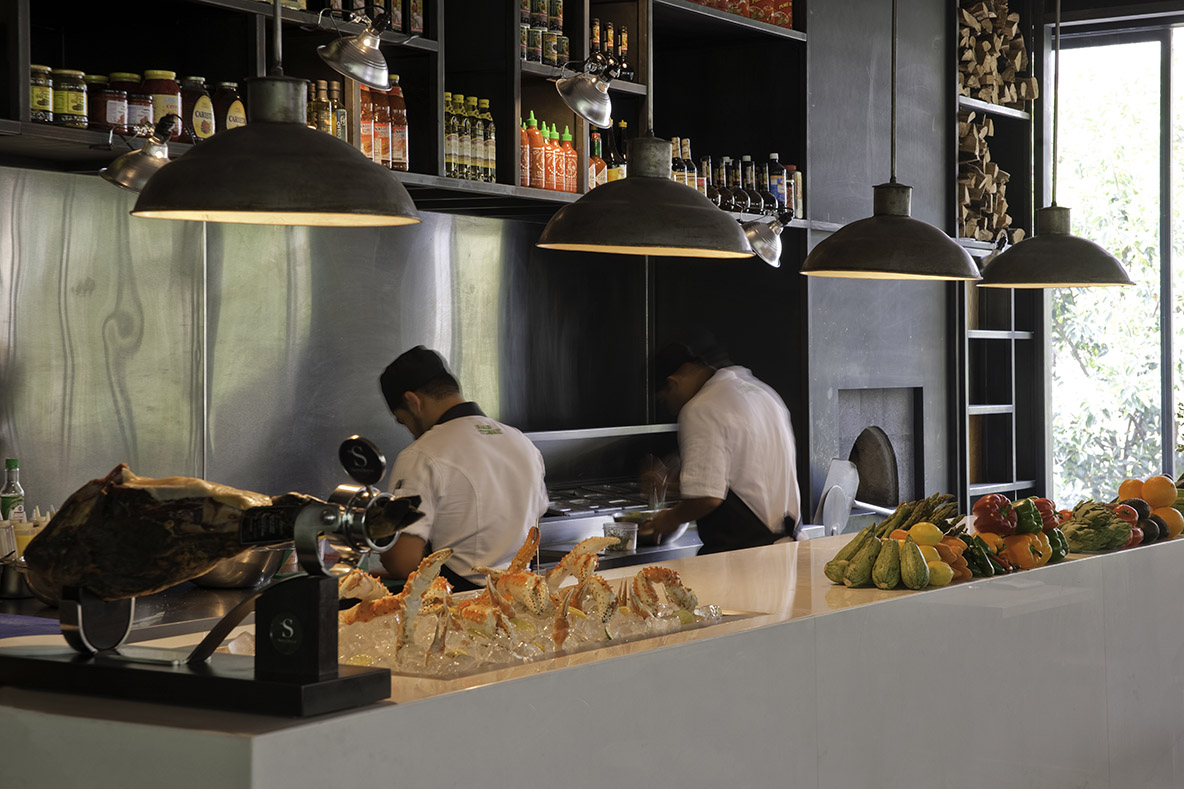 restaurantes Bar Tomate Mexico MexicoDF