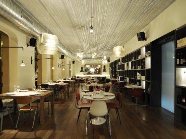 restaurantes Bar Tomate Madrid