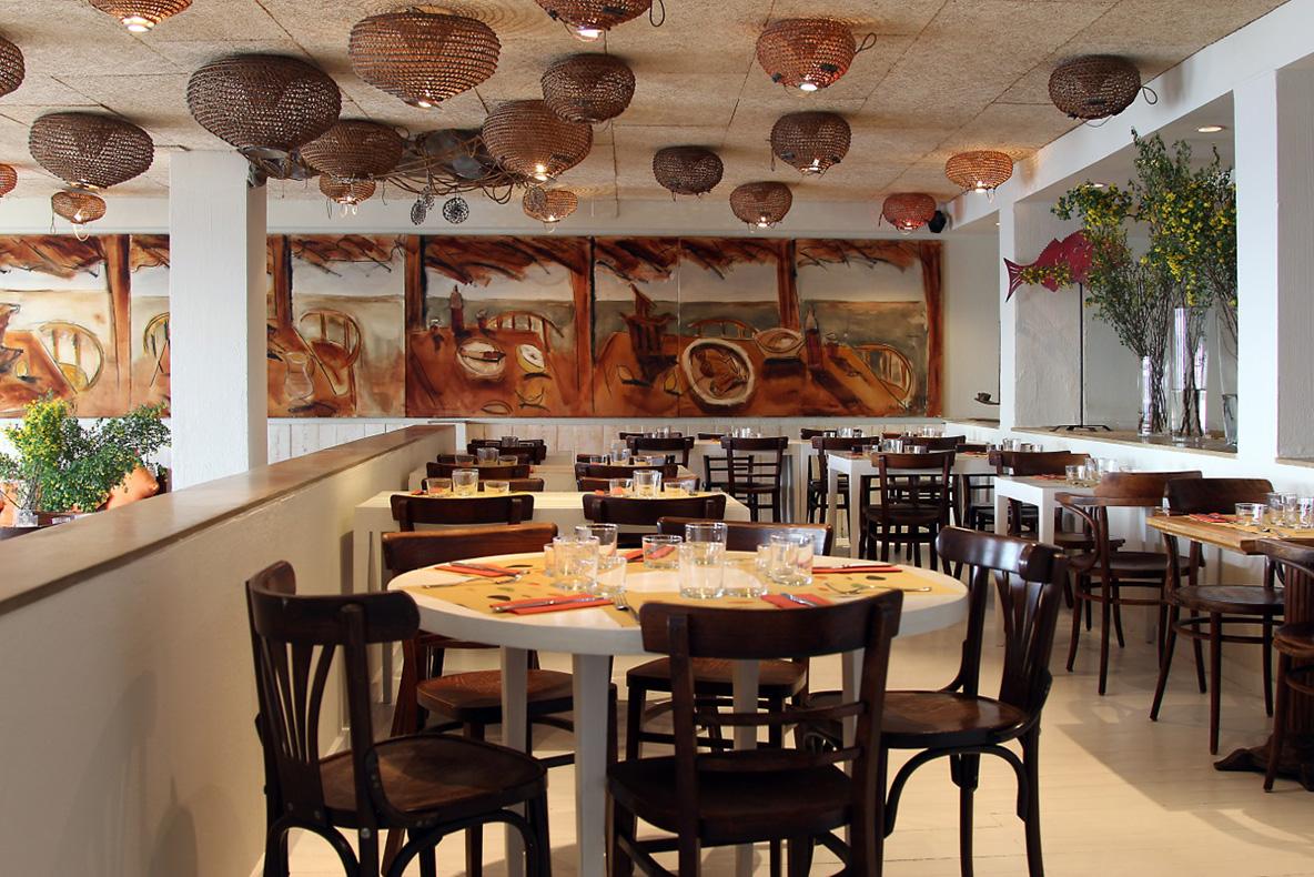 restaurantes Tragamar Girona