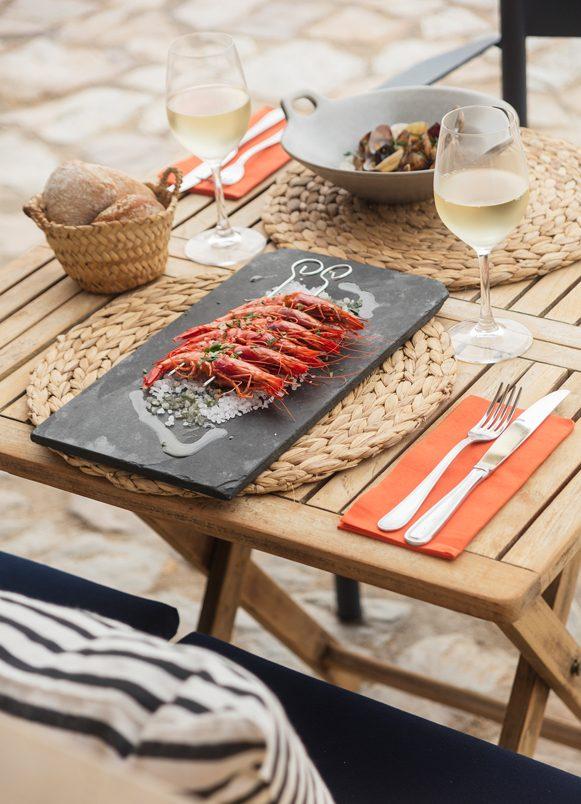 restaurants Tragamar Calella de Palafrugell