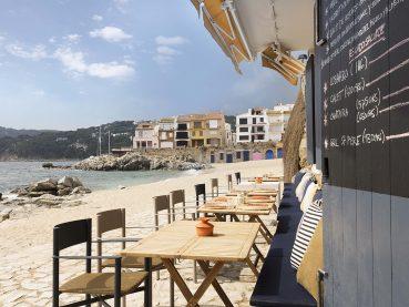 restaurantes Tragamar Calella de Palafrugell