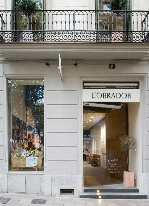 tiendas L'Obrador Sarria Barcelona
