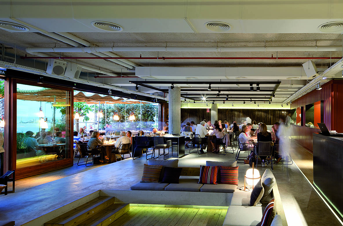 restaurantes Pez Vela Chiringuito Barcelona