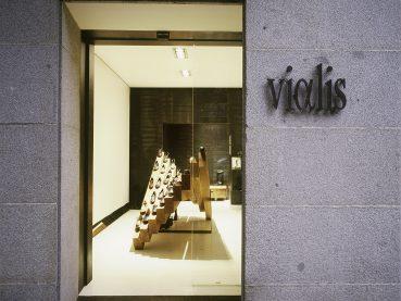 tiendas Zapateria Vialis Madrid