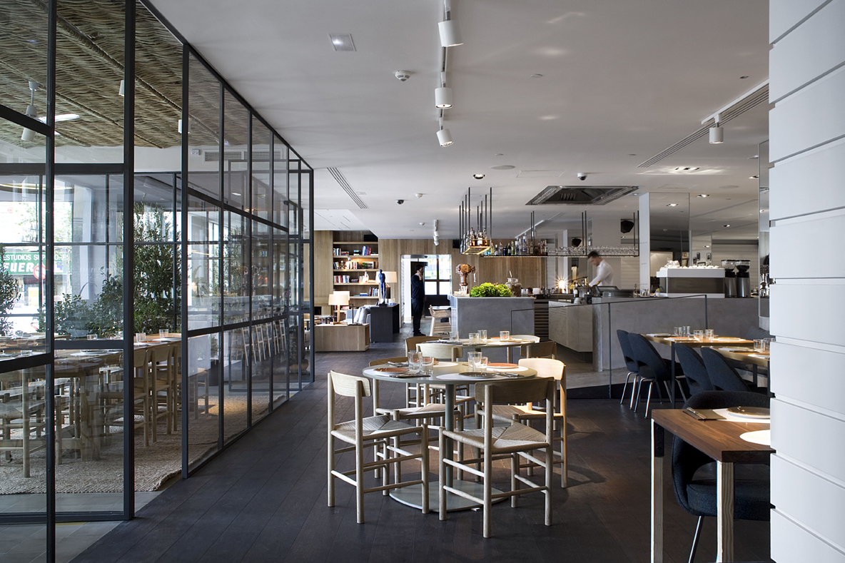 restaurantes Ana La Santa Madrid