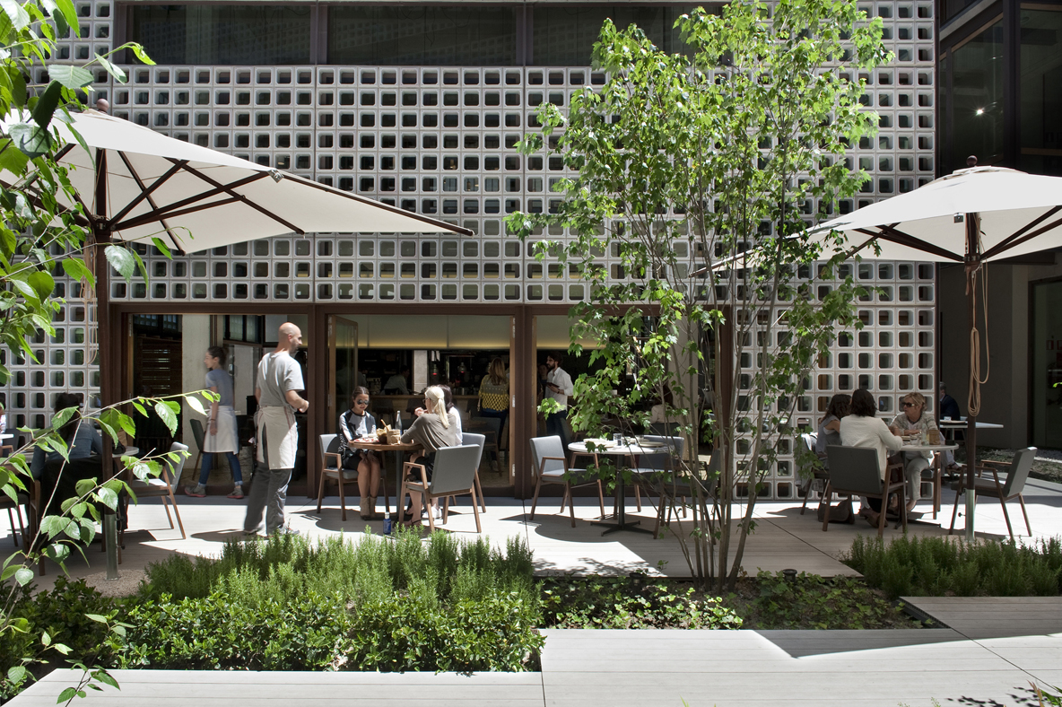 restaurantes Bosco de Lobos Madrid