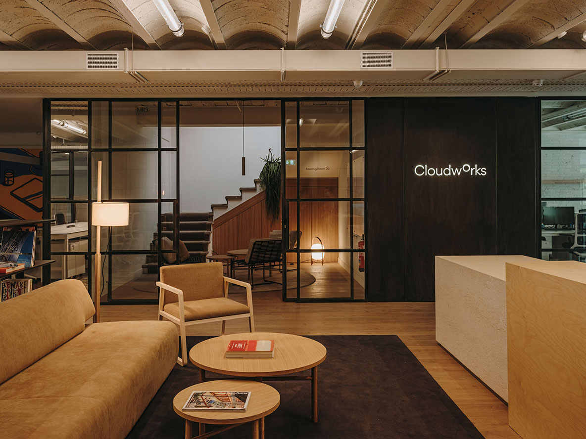 offices CloudWorks Barcelona