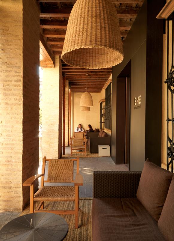 hoteles Hotel Eme Sevilla