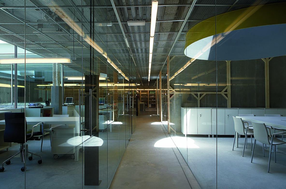 oficinas Pasqual Maragall Fundacio Barcelona