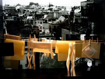 efímeros Escaparate Il Giardinetto Barcelona