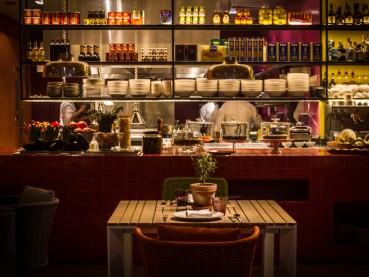 restaurantes Luzia Mexico MexicoDF