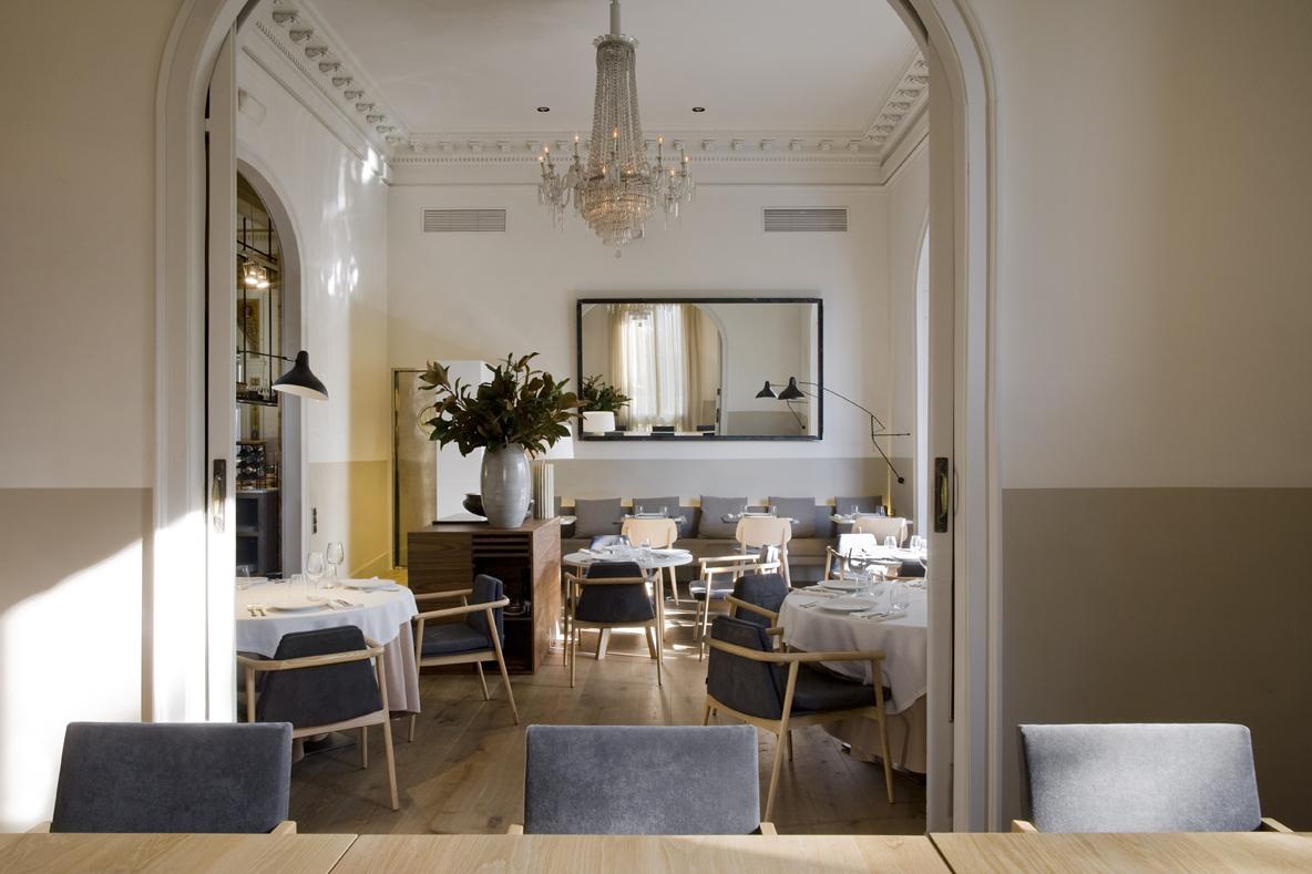 restaurantes Metropolitan Barcelona
