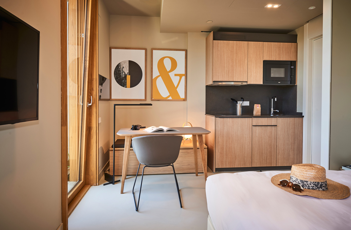 hotels Numad Studios San Sebastian