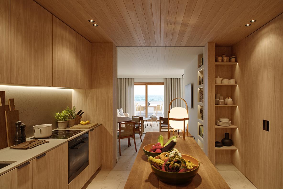 viviendas Apartamento Costa Brava Girona