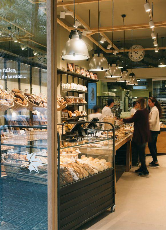 stores Turris Aribau  Barcelona